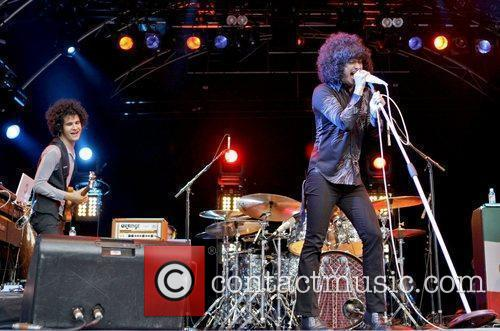 The Mars Volta  performing live at Somerset...