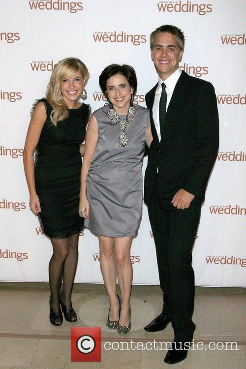 Darcy Miller, Editorial Director of Martha Stewart Weddings...