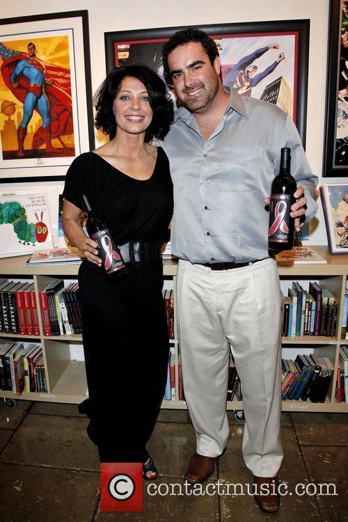 Christine Peake and Jake Kloberdanz Marvel artworks and...