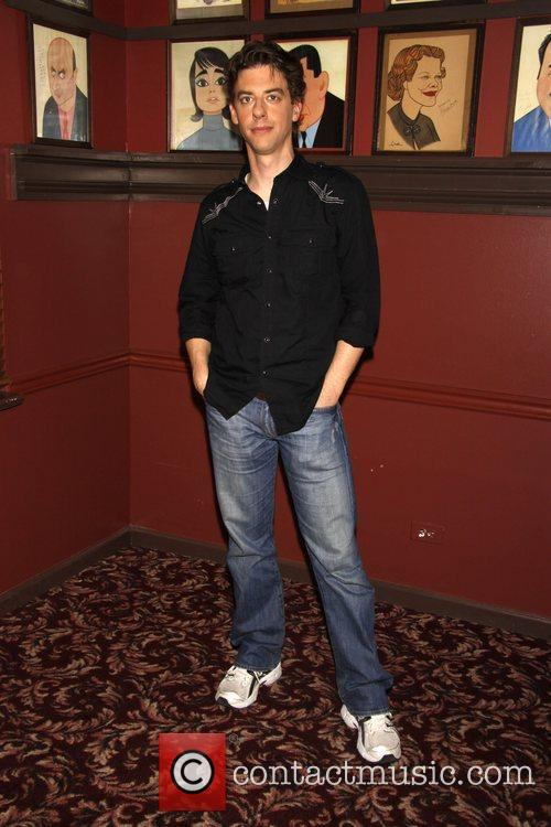 Christian Borle Meet and greet with the new...