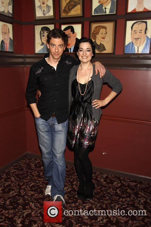 Christian Borle and Laura Michelle Kelly Meet and...