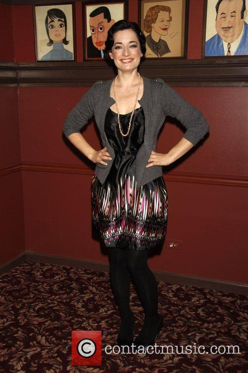 Laura Michelle Kelly Meet and greet with the...