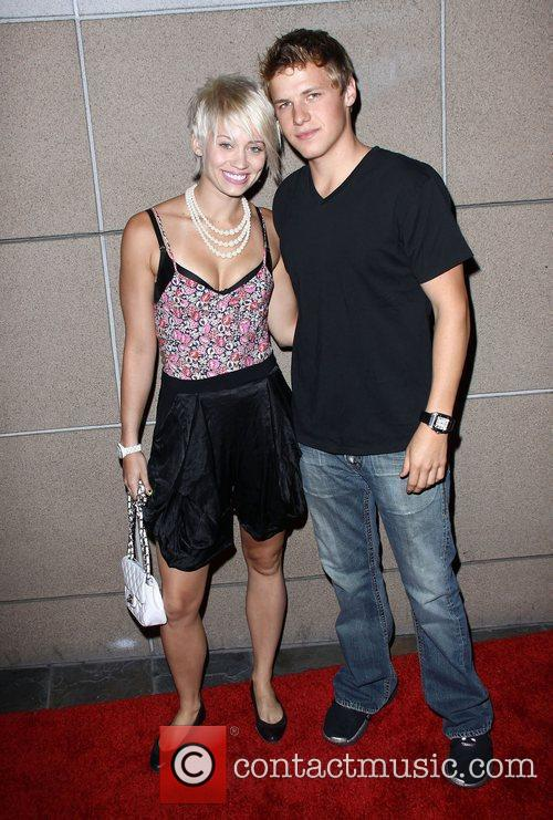Kimberly Wyatt of The Pussycat Dolls and Kevin...