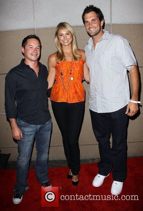Stacey Keibler, Guest, Matt Leinart 3rd Annual Matt...