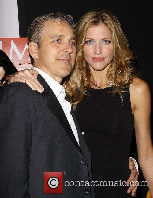 Tricia Helfer and Husband Jonathan Marshall 3