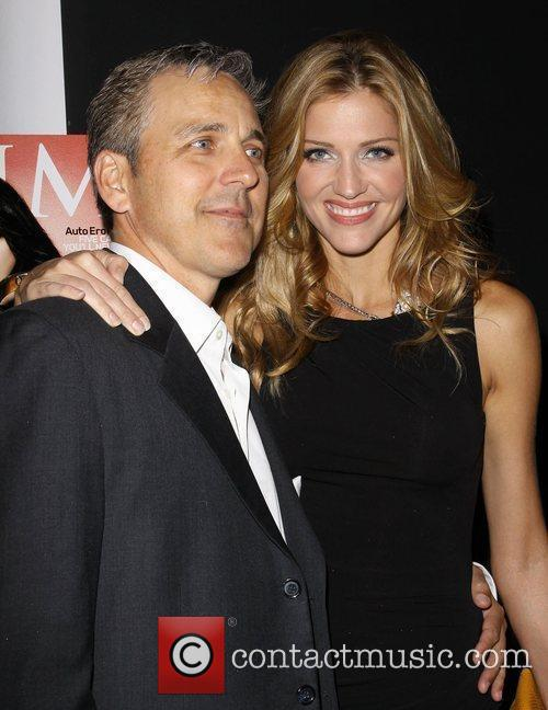 Tricia Helfer and Husband Jonathan Marshall 2