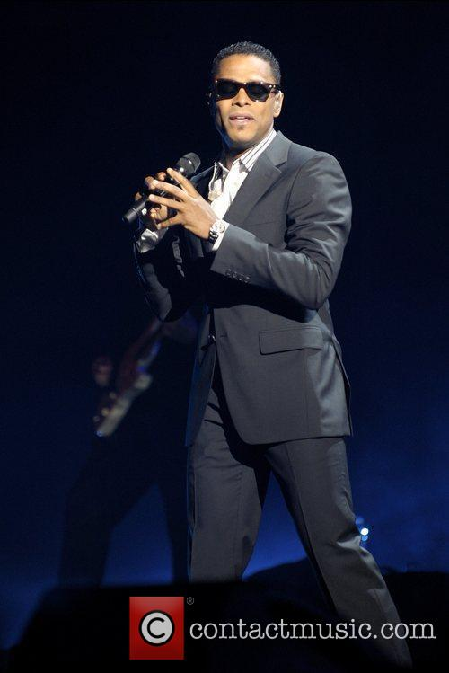 Maxwell Performing His 'blacksummers'night' Tour At The Air Canada Centre 5