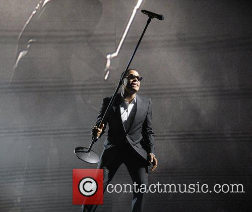 Maxwell Performing His 'blacksummers'night' Tour At The Air Canada Centre 6