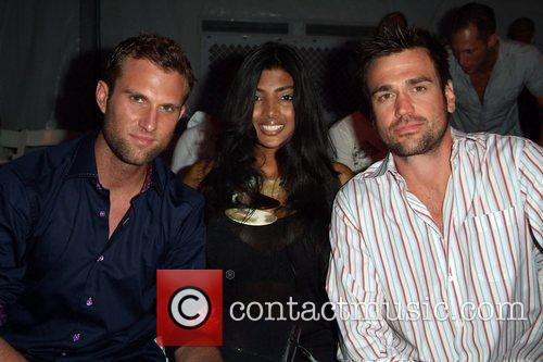 Ariel Stein, Anchal Joseph and George French Mercedes-Benz...