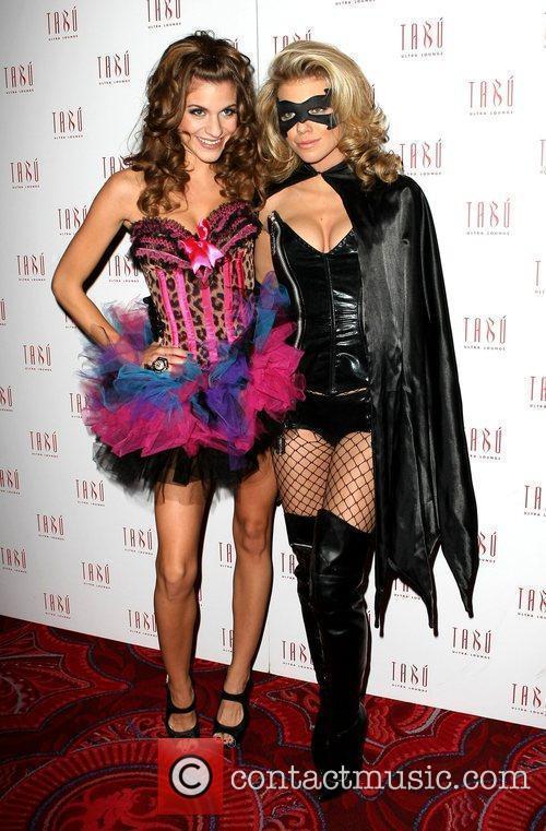 Rachel and Annalynne McCord Annalynne McCord holds a...