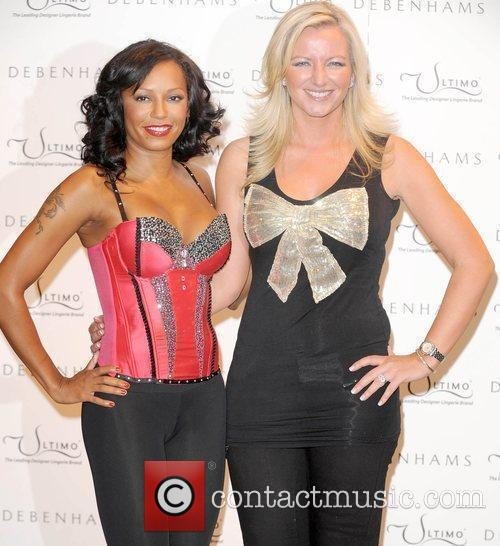 Mel B and Michelle Mone 6