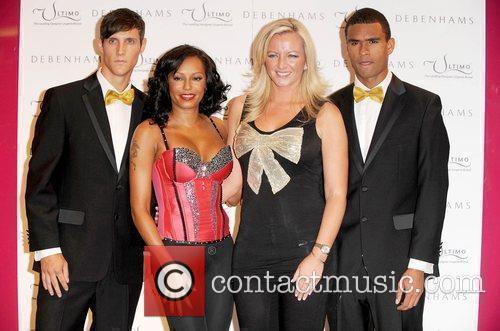 Mel B and Michelle Mone 11