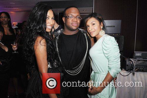 Melanie Fiona, Derek J and Teedra Moses 1st...