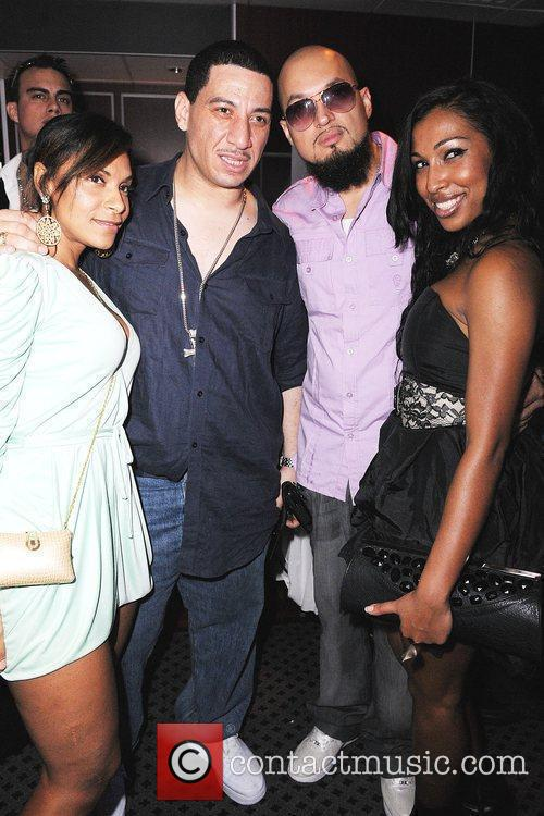 Teedra Moses, DJ Kid Capri, Melanie Fiona 1st...