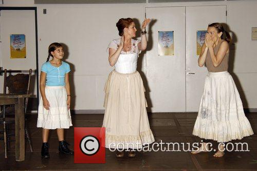 Carly Rose Sonenclar, Little House On The Prairie and Melissa Gilbert 4
