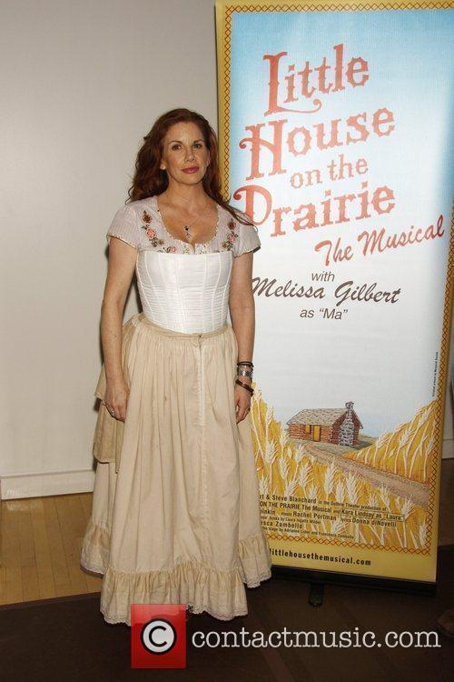 Melissa Gilbert and Little House On The Prairie 9