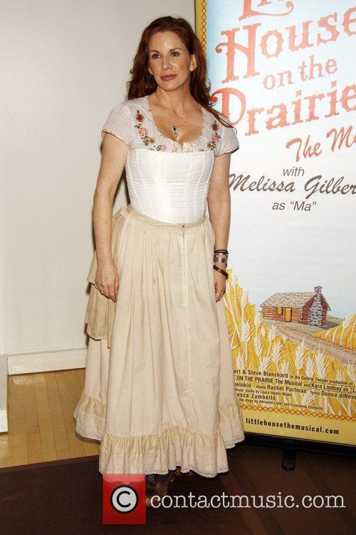 Melissa Gilbert and Little House On The Prairie 3
