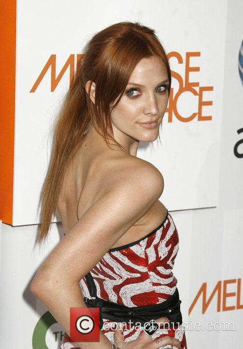Ashlee Simpson and Melrose Place 5