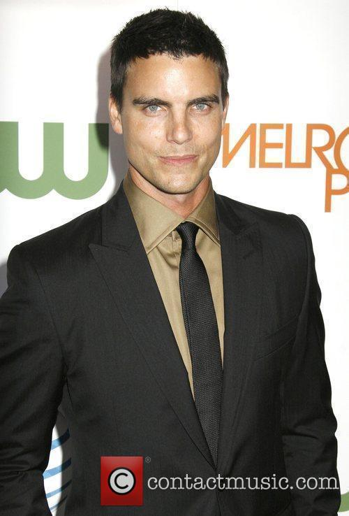Colin Egglesfield and Melrose Place 1