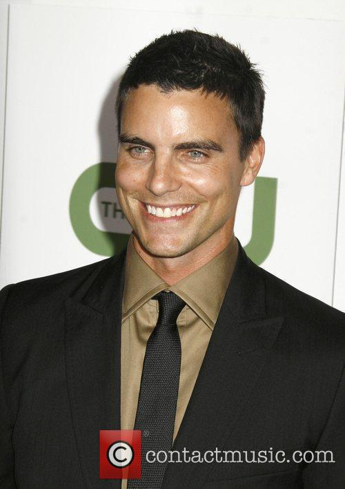 Colin Egglesfield and Melrose Place 3