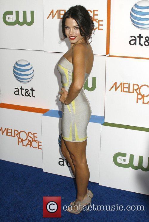Jenna Dewan and Melrose Place 6