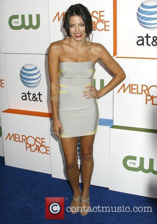 Jenna Dewan and Melrose Place 2