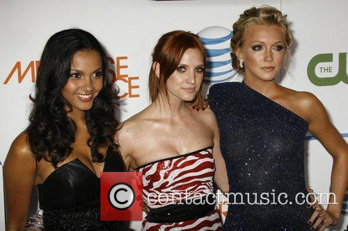 Jessica Lucas and Melrose Place 4