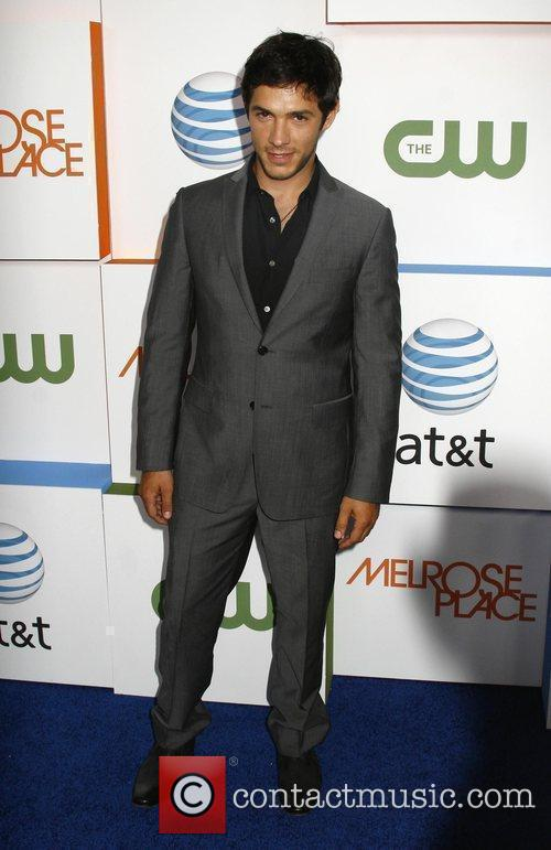Michael Rady and Melrose Place 2
