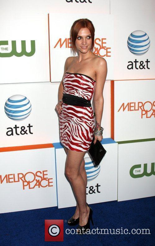 Ashlee Simpson and Melrose Place 13
