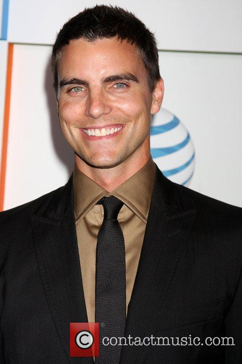 Colin Egglesfield and Melrose Place 5