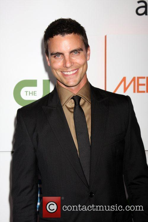 Colin Egglesfield and Melrose Place 4