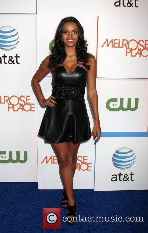 Jessica Lucas and Melrose Place 8