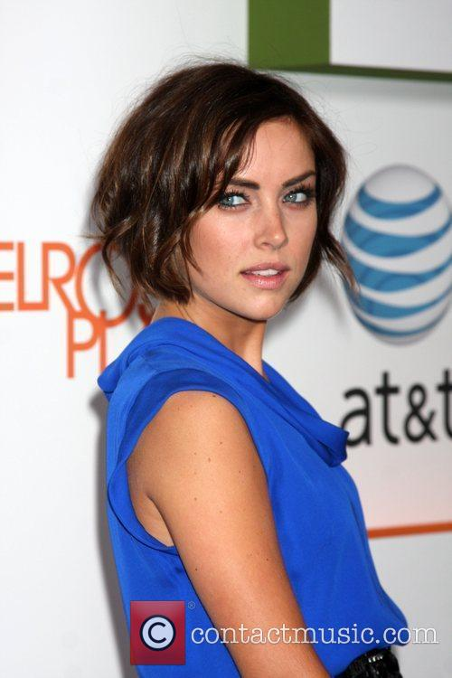 Jessica Stroup and Melrose Place 1