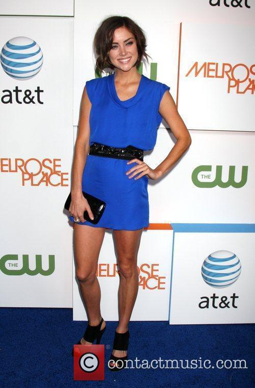Jessica Stroup and Melrose Place 2