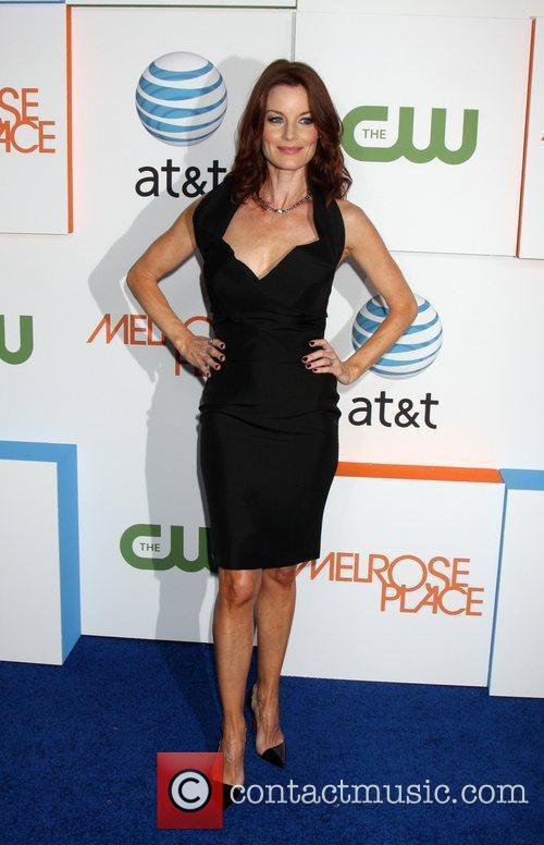 Laura Leighton and Melrose Place 1