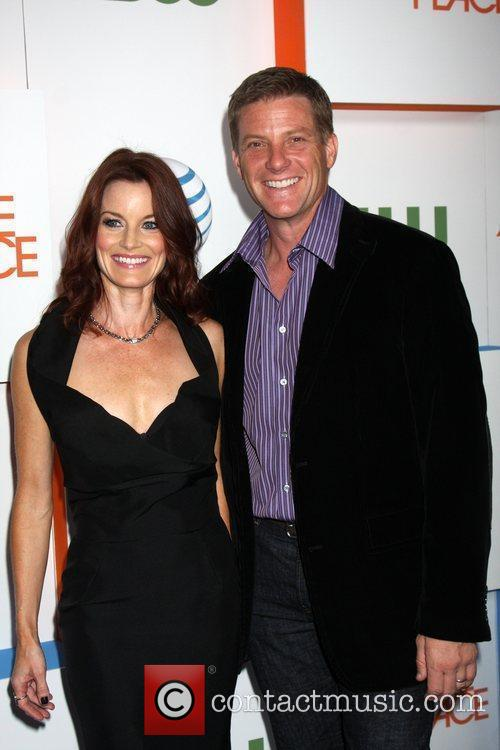 Laura Leighton and Melrose Place 3