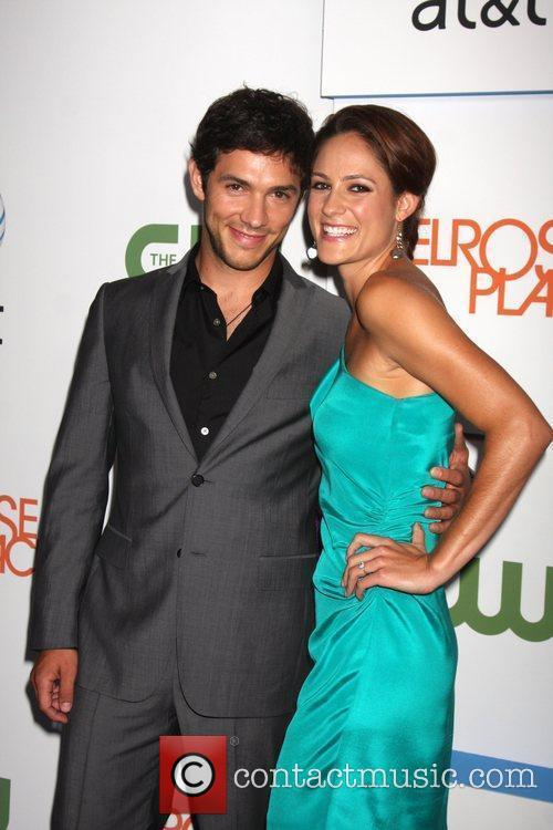 Michael Rady and Melrose Place 4