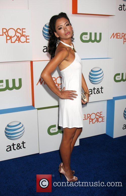Stephanie Jacobsen and Melrose Place 10