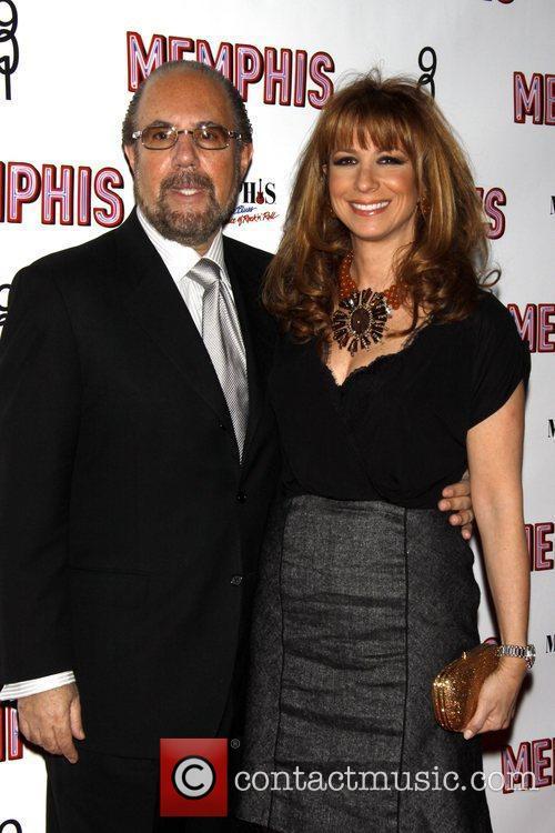 Jill Zarin and Bobby Zarin Opening Night of...