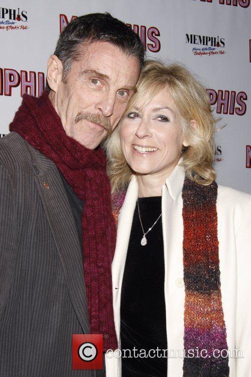 John Glover and Judith Light Opening Night of...