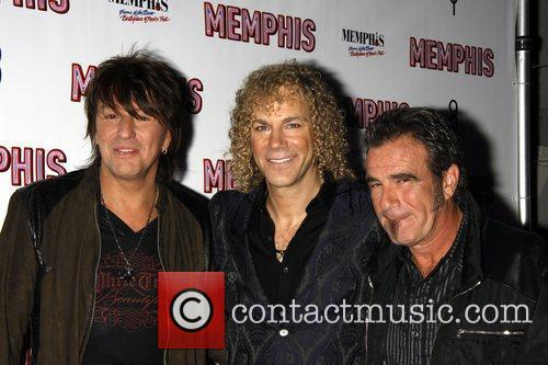 Richie Sambora, David Bryan and Tico Torres 3