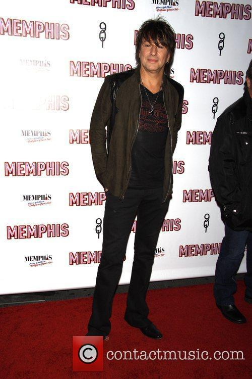 Opening Night of the Broadway musical 'Memphis' at...