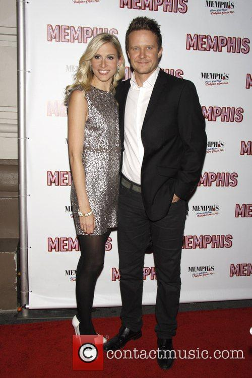 Will Chaseand guest Opening Night of the Broadway...