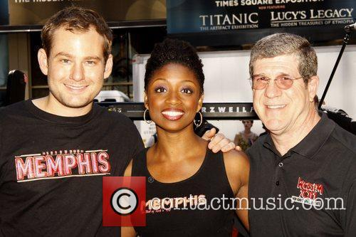 Chad Kimball, Montego Glover and Vh1 3