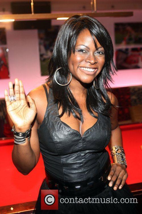 Abiola Abrams Gillette Fusion Men of Style Awards...