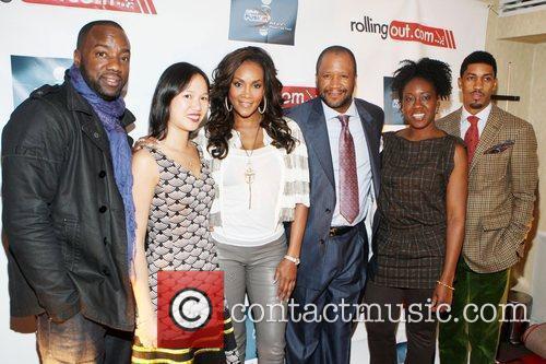 Malik Yoba, Natalie Wu, Vivica A. Fox, Munson...