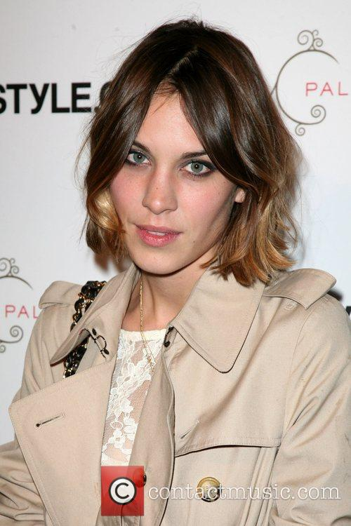 Alexa Chung Men.Style.Com's 3rd annual Women of Fashion...