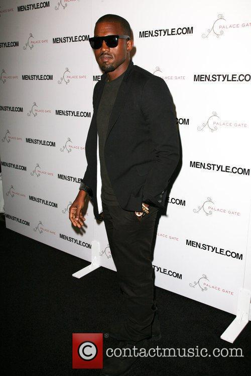 Kanye West Men.Style.Com's 3rd annual Women of Fashion...