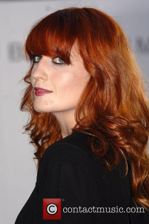 Florence and the Machine, Mercury Music Prize, Grosvenor House