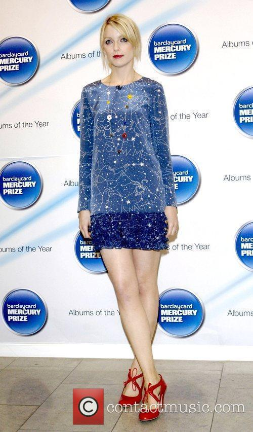 Lauren Laverne 2009 Barclaycard Mercury Prize at The...